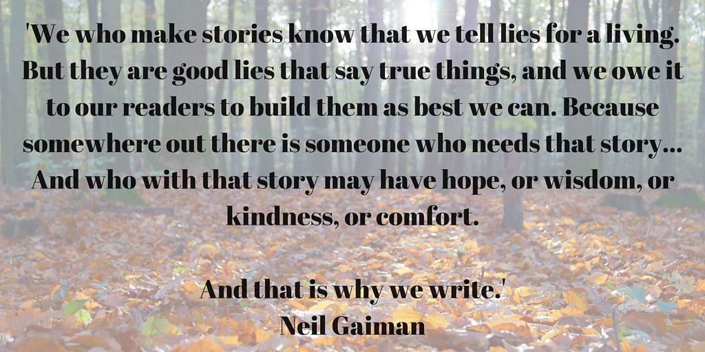 WEwhomakestories