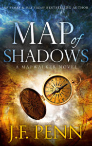 Map Of Shadows by J.F.Penn