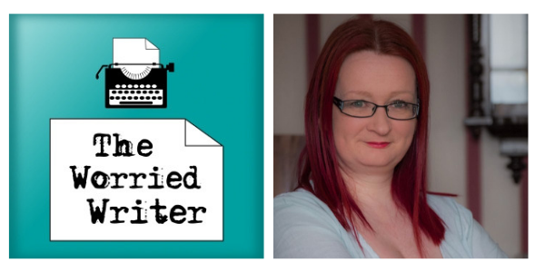 The Worried Writer Ep#55: Emily Royal 'Keep At It!' – The