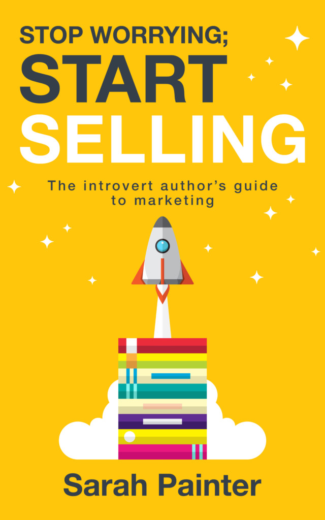 Stop Worrying; Start Selling book cover